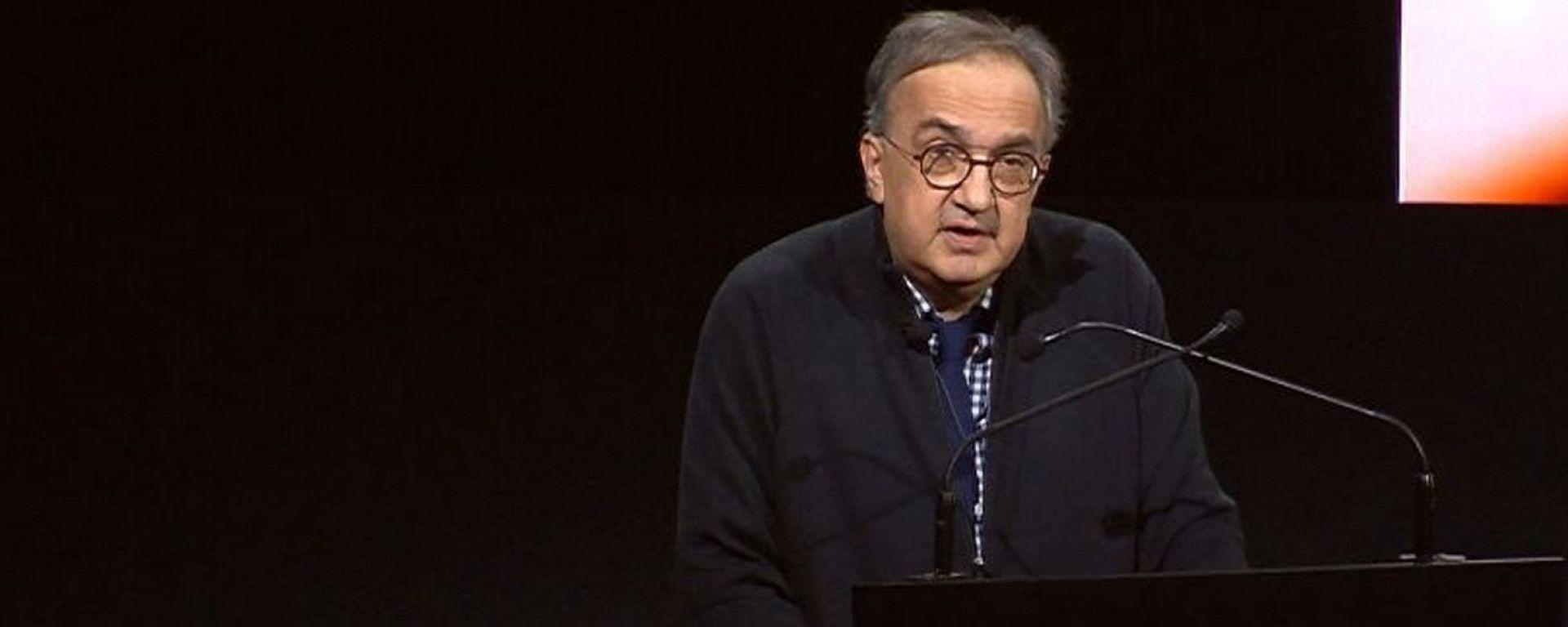 Sergio Marchionne, ultima assemblea degli azionisti da Ceo FCA