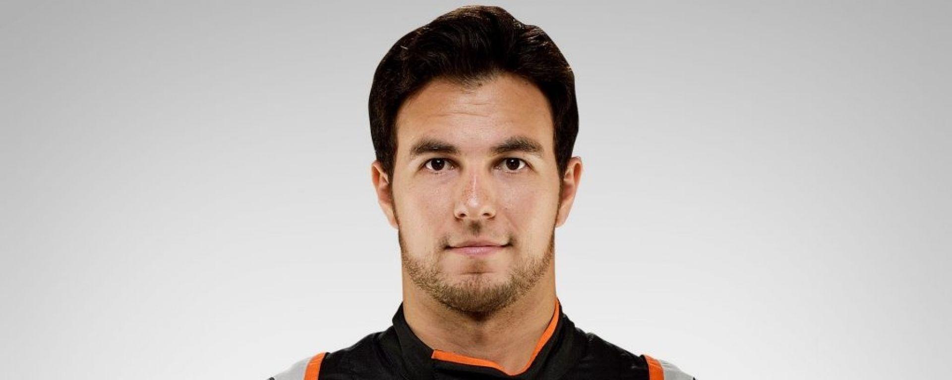 Sergio Perez #11