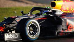 Sergio Perez al debutto con la Red Bull a Silverstone