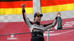 Sergio Perez - Baku Circuit