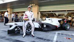 Sergio Perez - il debutto con la Sauber in F1 (2010)