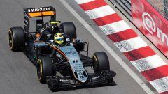 Sergio Perez - prima guida in Force India dal 2014