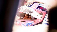 Sergio Perez lascia a sorpresa la Racing Point