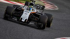 Sergio Perez VJM10