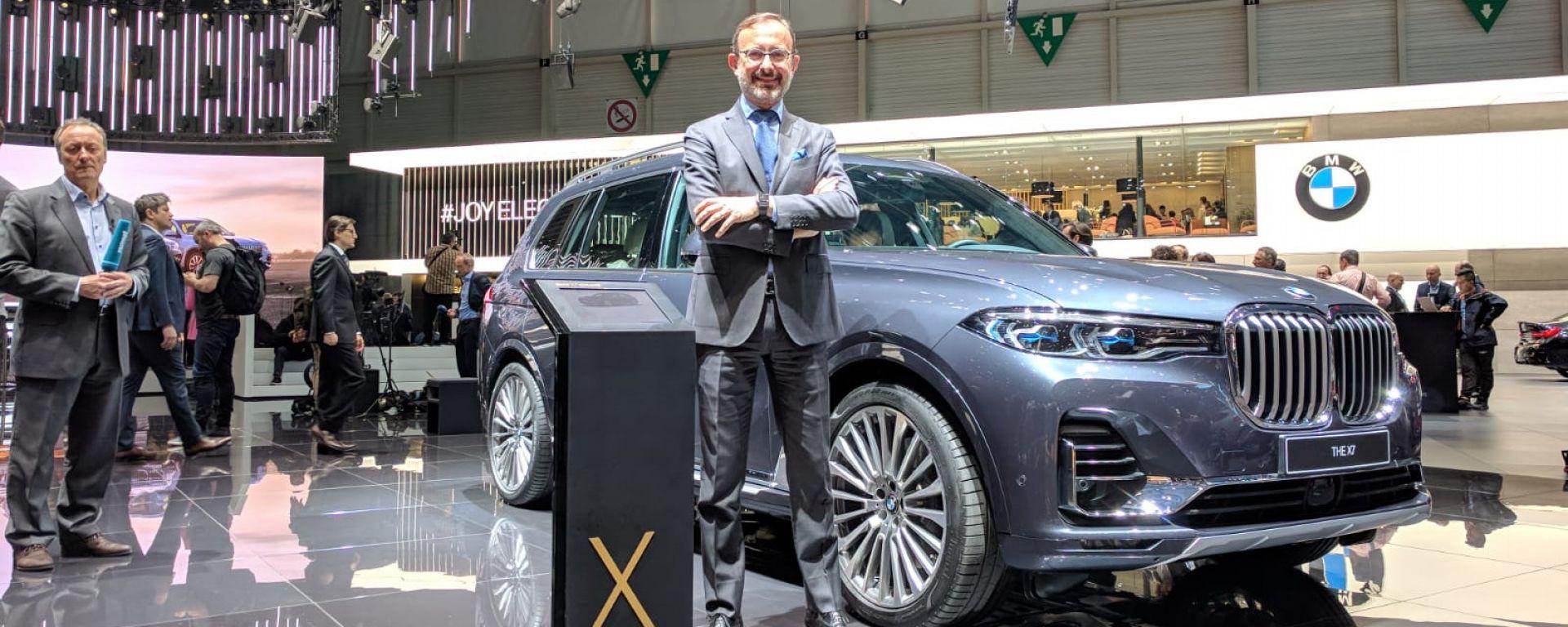 Sergio Solero presidente e amministratore delegato di BMW Italia