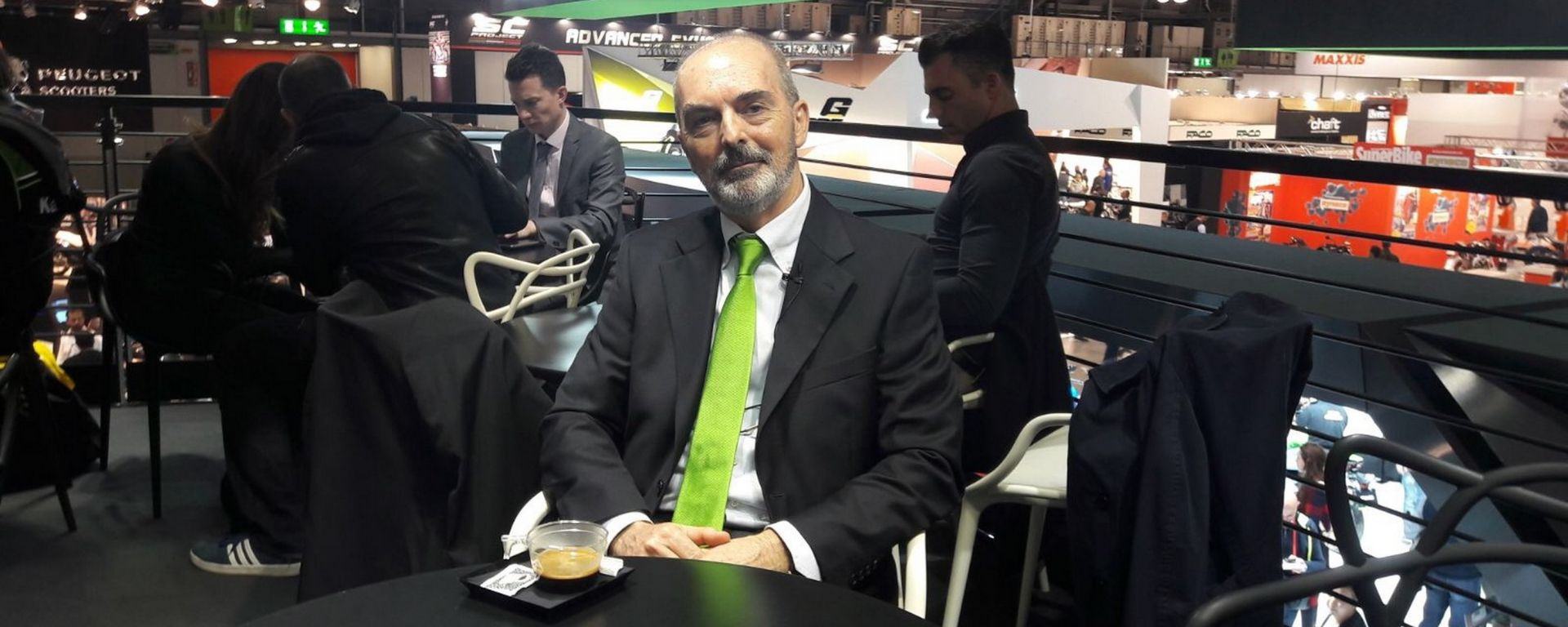Sergio Vicarelli Sales & Mktg Director di Kawasaki Italia