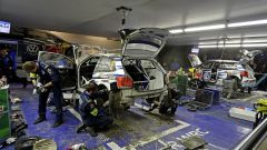 Service Point Volkswagen Motorsport