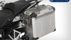 set valigie laterali alluminio