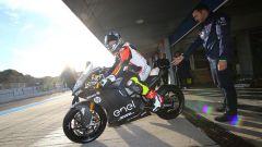 Sete Gibernau nei test di Jerez MotoE