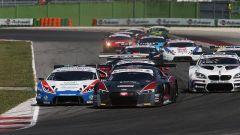 Settimo posto per Audi Sport Italia - Campionato Italiano GT, Misano, Gara 2