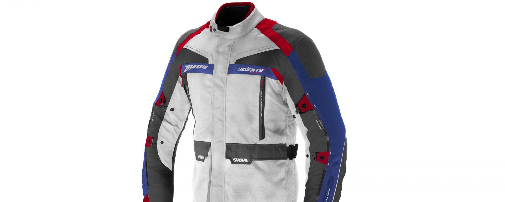 Seventy Degrees giacca uomo Touring SD-JT43