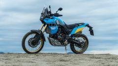 Sfida enduro stradali: Yamaha Ténéré 700 Rally Edition