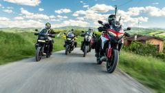 Sfida Maxi Enduro 2021: a confronto Ducati, KTM, BMW e Harley-Davidson