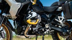 Sfida Maxi Enduro 2021: BMW R 1250 GS 2021 il motore boxer