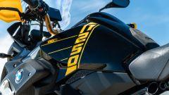 Sfida Maxi Enduro 2021: BMW R 1250 GS 2021, la livrea nero/gialla