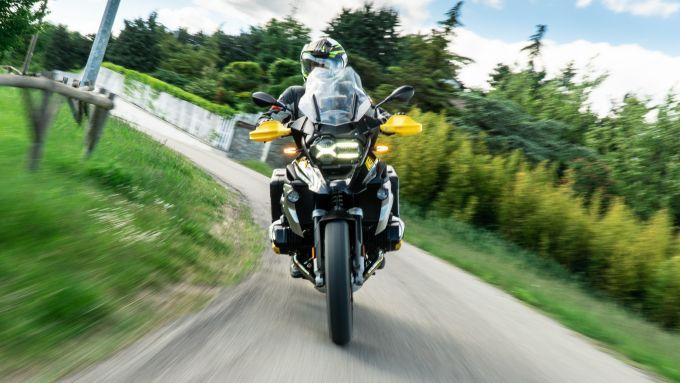 Sfida Maxi Enduro 2021: BMW R 1250 GS 2021