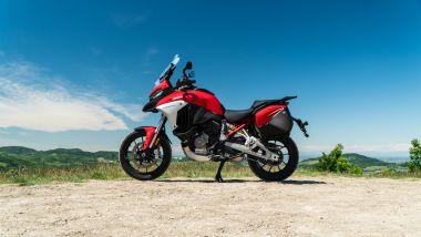 Sfida Maxi Enduro 2021: Ducati Multistrada V4 S 2021