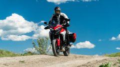 Sfida Maxi Enduro 2021: Ducati Multistrada V4 S alle prese con il fuoristrada