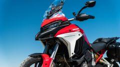 Sfida Maxi Enduro 2021: Ducati Multistrada V4 S, anche qui c'è il radar