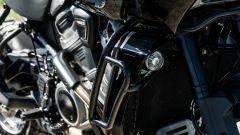 Sfida Maxi Enduro 2021: Harley-Davidson Pan America 1250 Special, barre paramotore e faretti sono di serie
