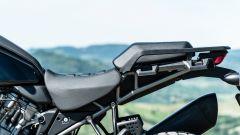 Sfida Maxi Enduro 2021: Harley-Davidson Pan America 1250 Special, dettaglio della sella