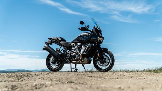 Sfida Maxi Enduro 2021: Harley-Davidson Pan America 1250 Special