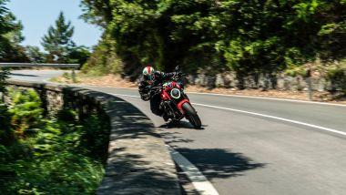 Sfida Naked medie: Ducati Monster +
