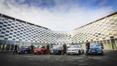 Sfida tra compatte a 5 porte: Citroen C3, Ford Fiesta, Nissa Micra, Suzuki Swift, Volkswagen Polo