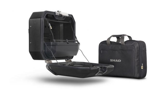 Shad Terra Black Edition: la borsa interna opzionale