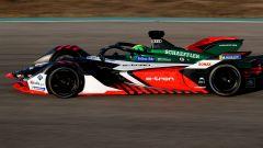 Shakedown in pista per la Audi e-tron FE06