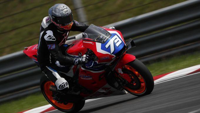 Shakedown Test MotoGP 2020, Sepang: Alex Marquez (Honda)