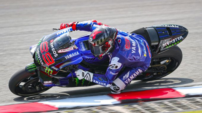 Shakedown Test MotoGP 2020, Sepang: Jorge Lorenzo (Yamaha)