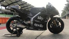 Shakedown Test MotoGP 2020, Sepang: la nuova Aprilia RS-GP