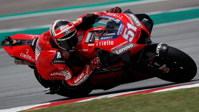 Shakedown Test MotoGP 2020, Sepang: Michele Pirro (Ducati)