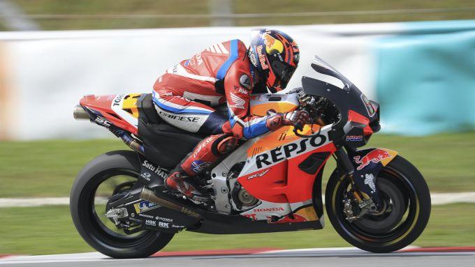 Shakedown Test MotoGP 2020, Sepang: Stefan Bradl (Honda)