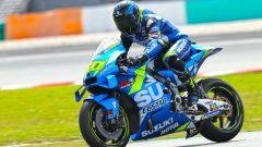Shakedown Test MotoGP 2020, Sepang: Sylvain Guintoli (Suzuki)