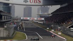 Shanghai International Circuit - rettilineo