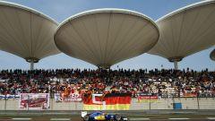 Shanghai International Circuit - tribune