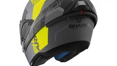 Shark Evo-One 2, vista posteriore