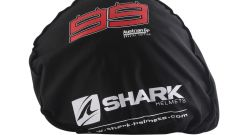 Shark Race-R Pro replica Lorenzo Devil Spirit, sacca porta-casco