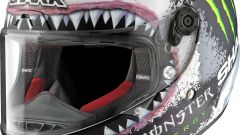 Shark Race-R PRO Replica White Shark Jorge Lorenzo