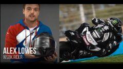 Shark Spartan GT e GT Carbon Sam e Alex Lowes video