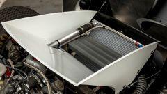 Shelby Daytona Big Block, il radiatore