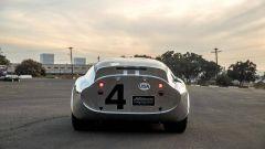 Shelby Daytona Big Block vista dal retro