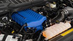 Shelby F-150 Off-road, il motore V8 supercharged da 5,0 litri e 775 CV