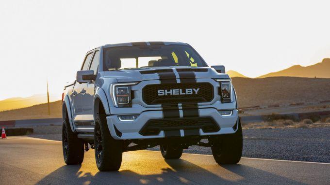 Shelby F-150 Off-road, il super fuoristrada