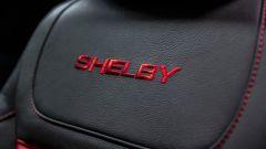 Shelby F-150 Off-road, la firma sulla selleria