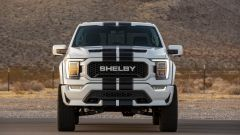 Shelby F-150 Off-road, vista frontale