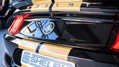 Shelby GT-H, il logo sul cofano posteriore