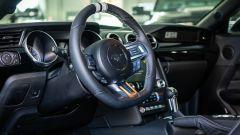 Shelby GT-H, interni specifici per questo allestimento